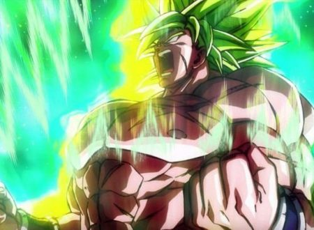 Dragon Ball Xenoverse 2: Broly Super Saiyan Full Power è in arrivo con l'update invernale nel titolo