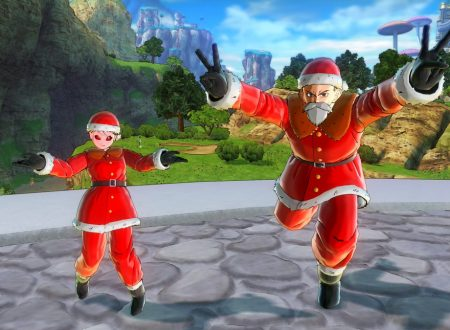 Dragon Ball Xenoverse 2: mostrati i nuovi costumi DLC in arrivo su Nintendo Switch