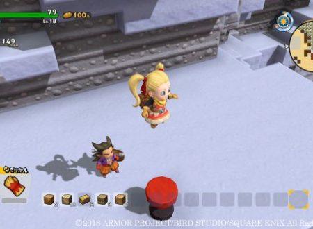 Dragon Quest Builders 2: nuovi dettagli su Materials Island e l'evoluzione degli elementi costruttivi
