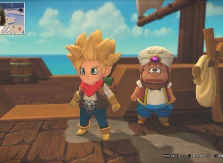 Dragon Quest Builders: la demo del titolo è in arrivo il 6 dicembre in Giappone