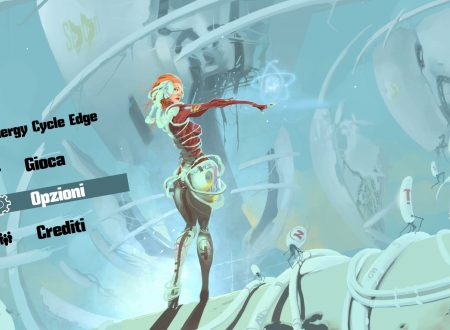 Energy Cycle Edge: uno sguardo in video al titolo dai Nintendo Switch europei