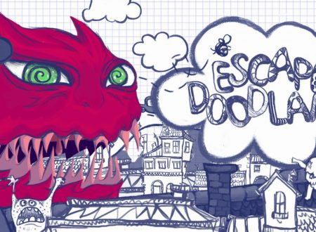 Escape Doodland: uno sguardo in video al titolo dai Nintendo Switch europei