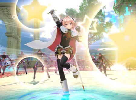 Fate/Extella Link: pubblicati dei nuovi screenshots dedicati al titolo