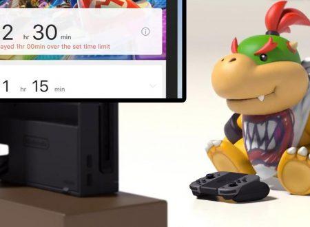 Filtro Famiglia per Nintendo Switch: l'app aggiornata alla versione 1.7.2 sui dispositivi iOS e Android