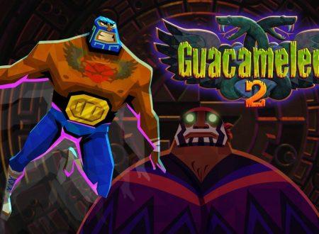 Guacamelee! 2: il titolo è in arrivo il 10 dicembre sull'eShop di Nintendo Switch