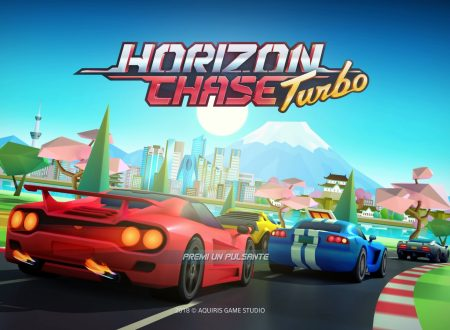 Horizon Chase Turbo: l'Hometown Update in arrivo prossimamente su Nintendo Switch