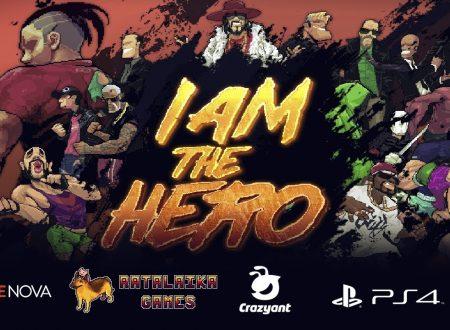 I Am The Hero: il titolo è in arrivo il 22 novembre sull'eShop di Nintendo Switch