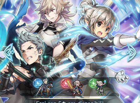 Fire Emblem Heroes: ora disponibile la Battaglia Legame: Corrin e Kana, assieme alla preferenza evocazione