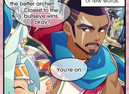 """Dragalia Lost: disponibile il numero #32: Hawk the Master Archer, della striscia a fumetti """"Dragalia Life"""""""