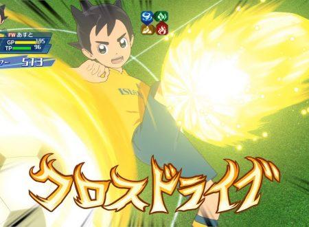 Inazuma Eleven Ares: pubblicato un nuovo trailer giapponese sul titolo