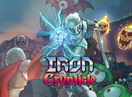 Iron Crypticle: il titolo è in arrivo a inizio 2019 sui Nintendo Switch europei