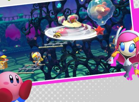 Kirby Star Allies: gli sviluppatori dicono la loro sui nuovi amici da sogno