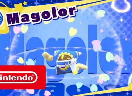 Kirby Star Allies: pubblicato il trailer completo dedicato a Magolor da Kirby's Adventure Wi