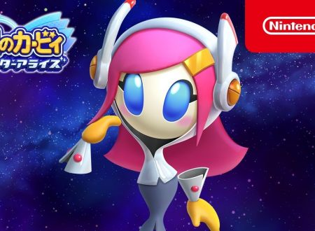 Kirby Star Allies: pubblicato il trailer completo dedicato a Susie da Kirby: Planet Robobot