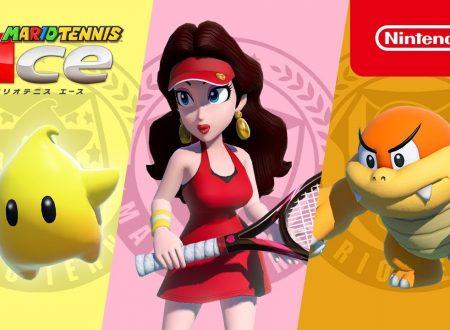 Mario Tennis Aces: Pauline, Sfavillotto e Boom Boom saranno presto introdotti nel titolo