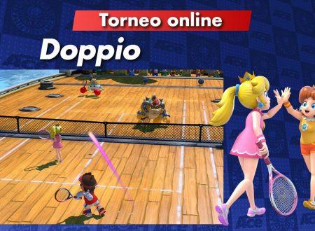 Mario Tennis Aces: la versione 2.1.0 è in arrivo il 30 novembre su Nintendo Switch