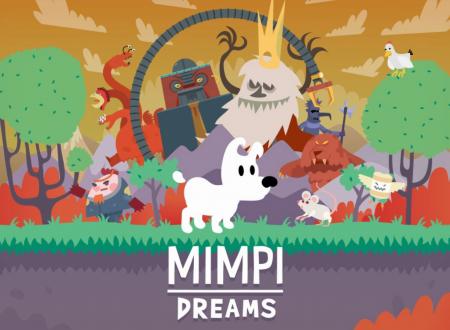 Mimpi Dreams: il titolo è in arrivo il 15 novembre sull'eShop di Nintendo Switch