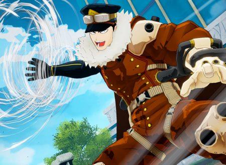 My Hero One's Justice: mostrati i primi screenshots di Inasa Yoarashi, il nuovo personaggio DLC del titolo
