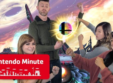 Nintendo Minute: Super Smash Bros. Ultimate Team Battle con Kit e Krysta w/ VikkiKitty & Syd