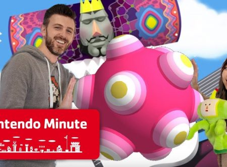 Nintendo Minute: il folle Katamari Damacy Reroll in video con Kit e Krysta