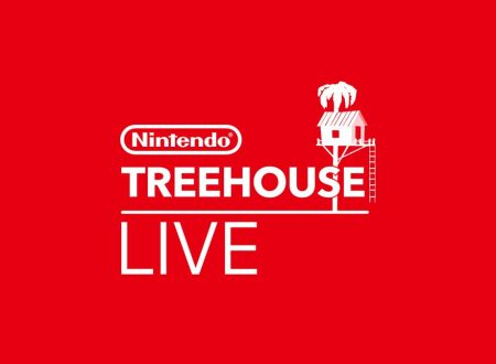 Nintendo Treehouse: video livestream della diretta con Pokémon: Let's Go, Pikachu e Eevee, Super Smash Bros. Ultimate e Yoshi's Crafted World.