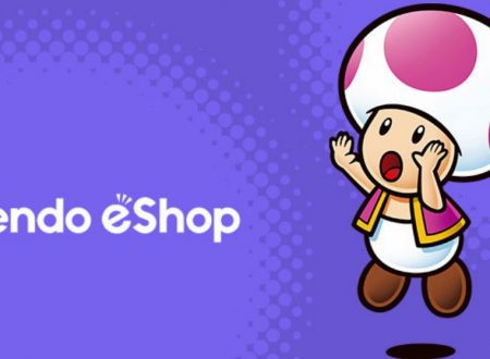 Nintendo eShop: Switch, Wii U e 3DS, le uscite settimanali del 16 novembre 2018