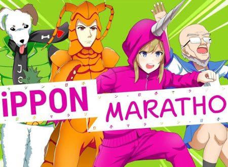 Nippon Marathon: il titolo è in arrivo il 17 dicembre sui Nintendo Switch europei