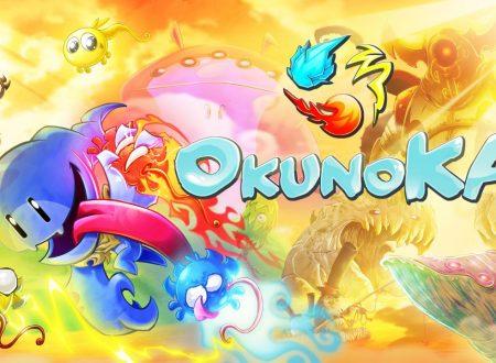 OkunoKA: il titolo indie romano è in arrivo il 30 novembre sull'eShop di Nintendo Switch