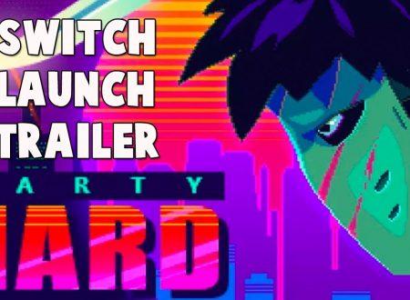 Party Hard: pubblicato il trailer di lancio della versione Nintendo Switch