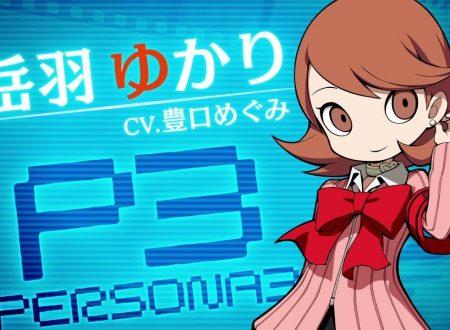 Persona Q2: New Cinema Labyrinth, pubblicato un trailer su Yukari Takeba da Persona 3