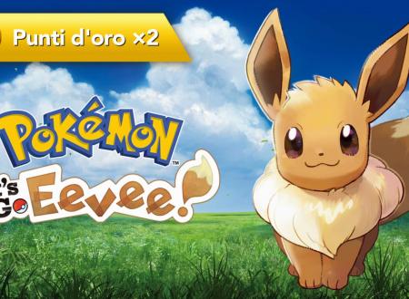 Pokèmon Let's GO, Pikachu & Eevee: rivelato il filesize dei due titoli su Nintendo Switch