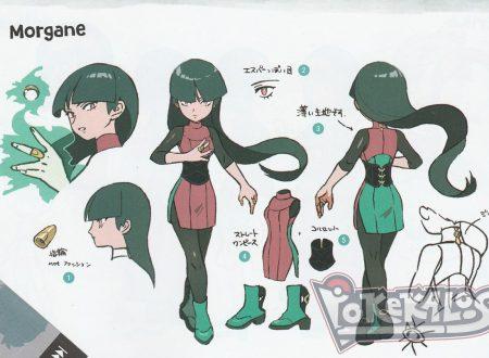 Pokèmon Let's Go: Eevee, pubblicati dei nuovi concept art sui personaggi dei nuovi capitoli