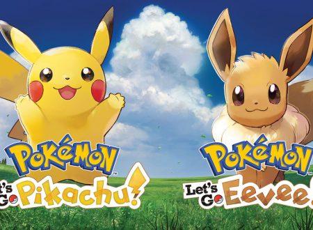 Pokèmon Let's Go: Pikachu & Eevee: il giro delle recensioni per i nuovi capitoli dei mostriciattoli tascabili
