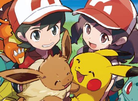 Pokèmon Let's Go: Pikachu & Eevee: ottimo debutto per i mostriciattoli nelle classifiche di vendita britanniche