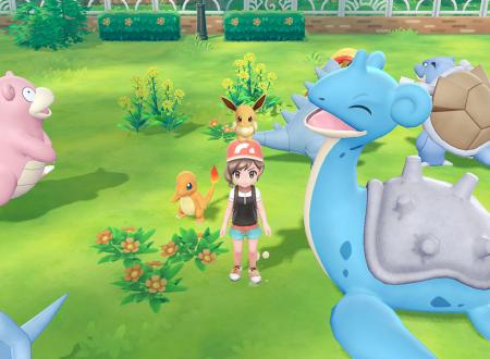 Pokemon Let's Go Pikachu e Eevee: i titoli piazzano 664.198 nei primi tre giorni sul suolo nipponico