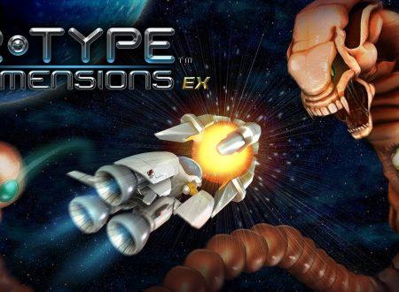 R-Type Dimensions EX: il titolo è in arrivo il 28 novembre su Nintendo Switch