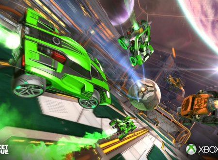 Rocket League: svelati i contenuti dell'update in arrivo a dicembre
