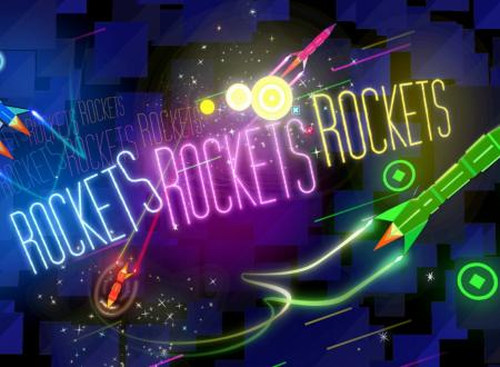 RocketsRocketsRockets: il titolo è in arrivo il 15 novembre sull'eShop di Nintendo Switch