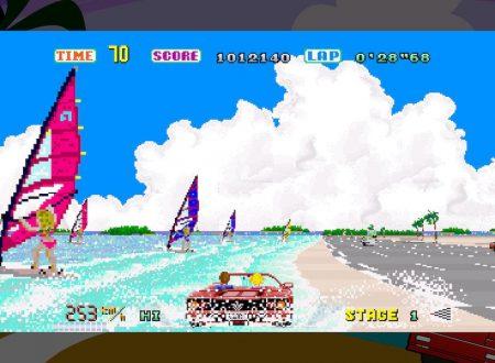 SEGA Ages: Out Run sarà pubblicato il 29 novembre sui Nintendo Switch giapponesi