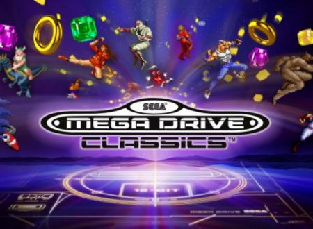SEGA Mega Drive Classics: la raccolta dei classici SEGA è in arrivo il 6 dicembre sui Nintendo Switch europei