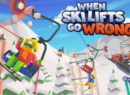 Ski Lifts Go Wrong: il titolo è in arrivo a inizio 2019 sull'eShop di Nintendo Switch