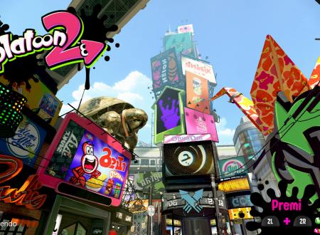 Splatoon 2: il titolo aggiornato alla versione 4.2.0 sui Nintendo Switch europei
