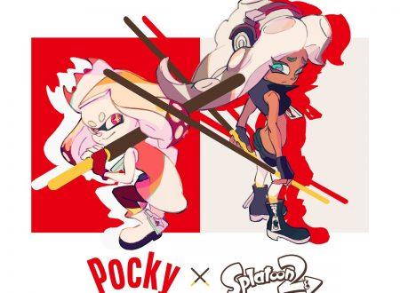 Splatoon 2: rivelati i risultati dello Splatfest giapponese a tema Pocky
