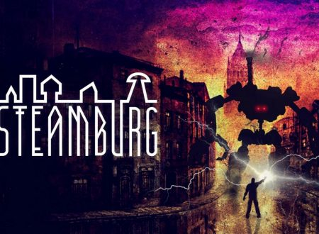 Steamburg: uno sguardo in video al titolo dai Nintendo Switch europei