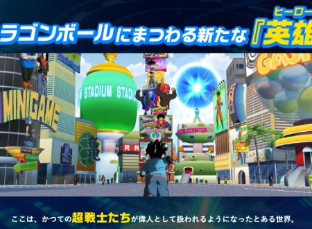Super Dragon Ball Heroes: World Mission, nuove informazioni sulla trama e sulla modalità Original Mission