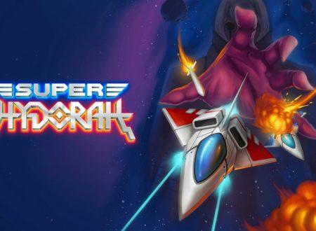 Super Hydorah: uno sguardo in video dall'eShop di Nintendo Switch