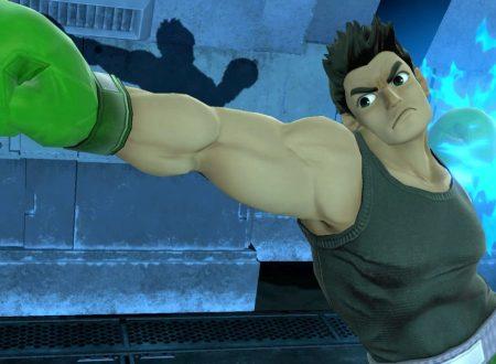 Super Smash Bros. Ultimate: novità del 13 novembre, Little Mac e la barra KO
