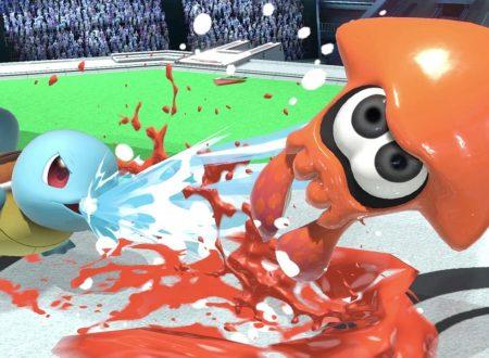 Super Smash Bros. Ultimate: novità del 14 novembre, il brano Seaskape da Splatoon