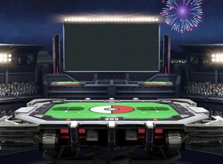 Super Smash Bros. Ultimate: novità del 14 novembre (#2), il ritorno dopo 10 anni dello Stadio Pokémon