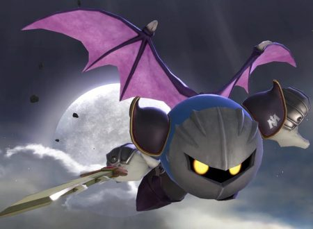 Super Smash Bros. Ultimate: novità del 15 novembre, Meta Knight e l'oscurità illusoria